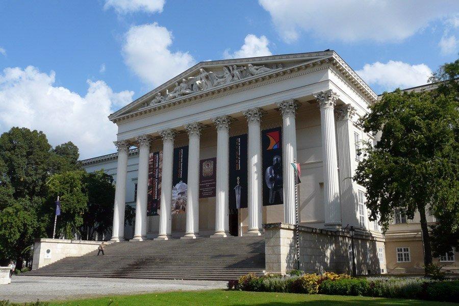 Museo Nacional Hungria