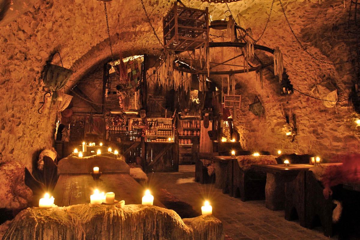 Taberna Subterranea Praga