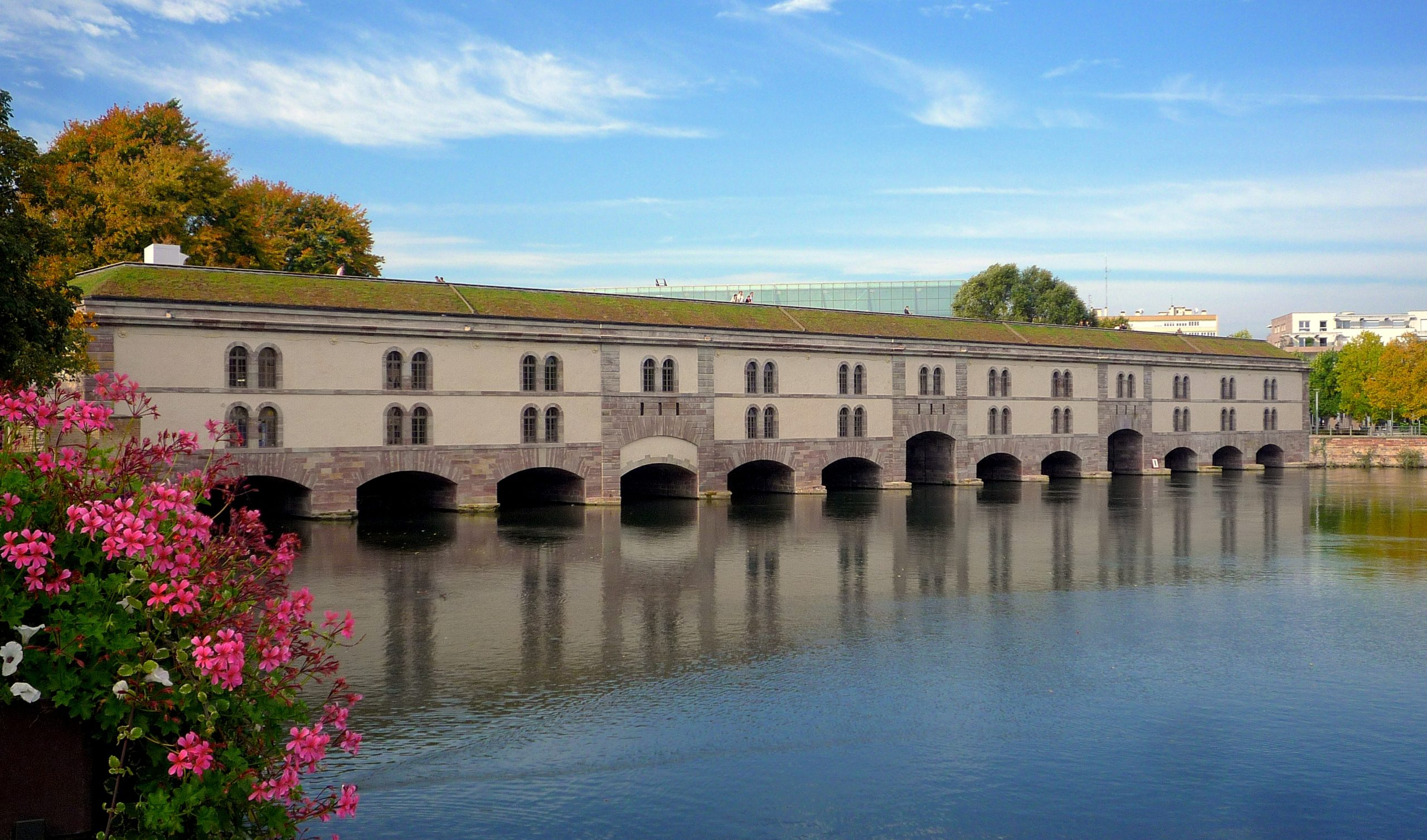 Strasbourg Barrage Vauban Après Restauration 2012 01