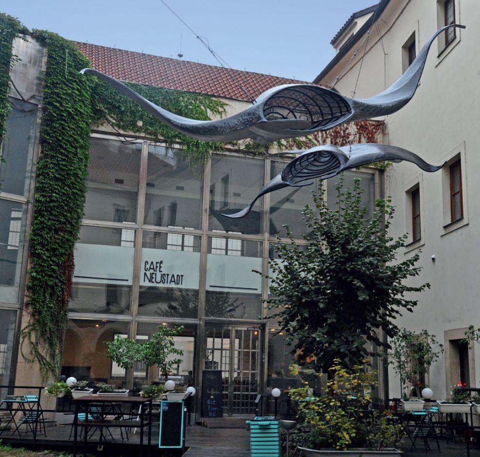 Cafe Prague 2