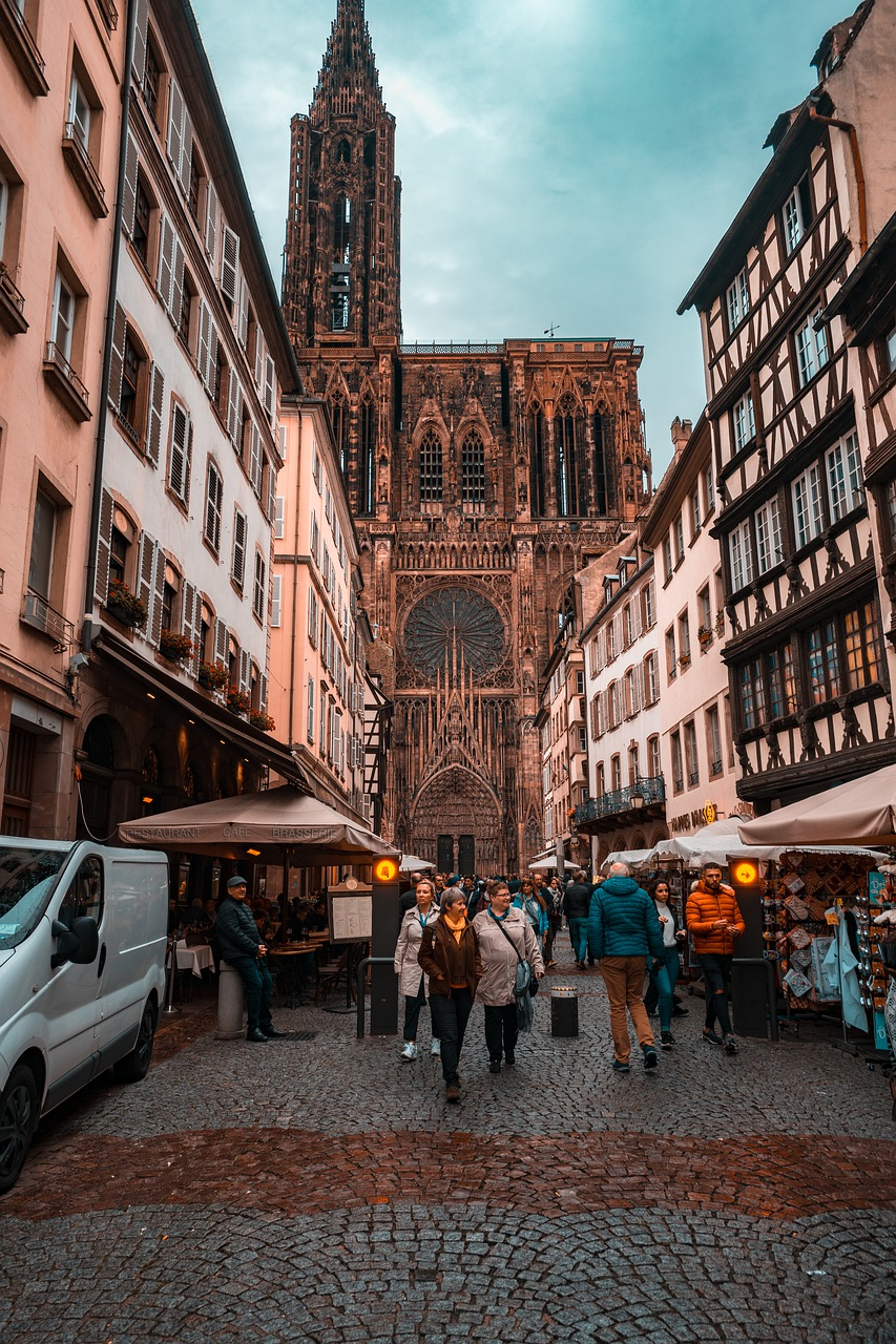 Cathédrale Notre Dame Strasbourg