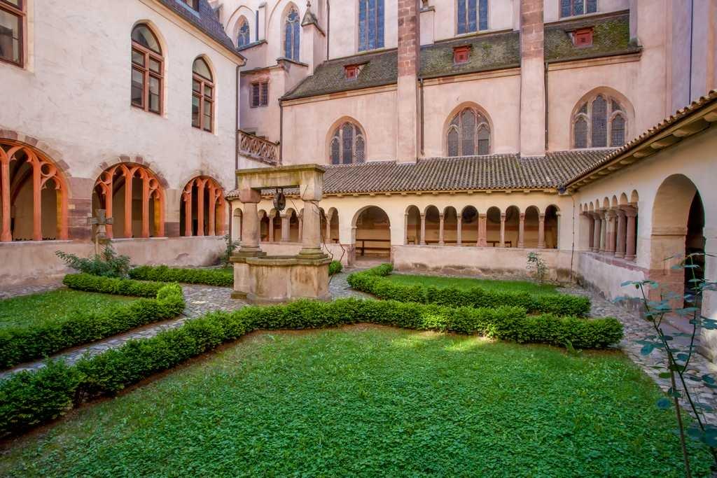 Eglise Strasbourg