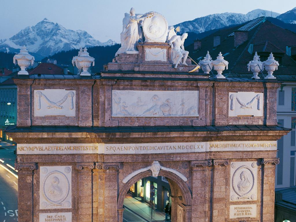 Arc Triomphe Autriche