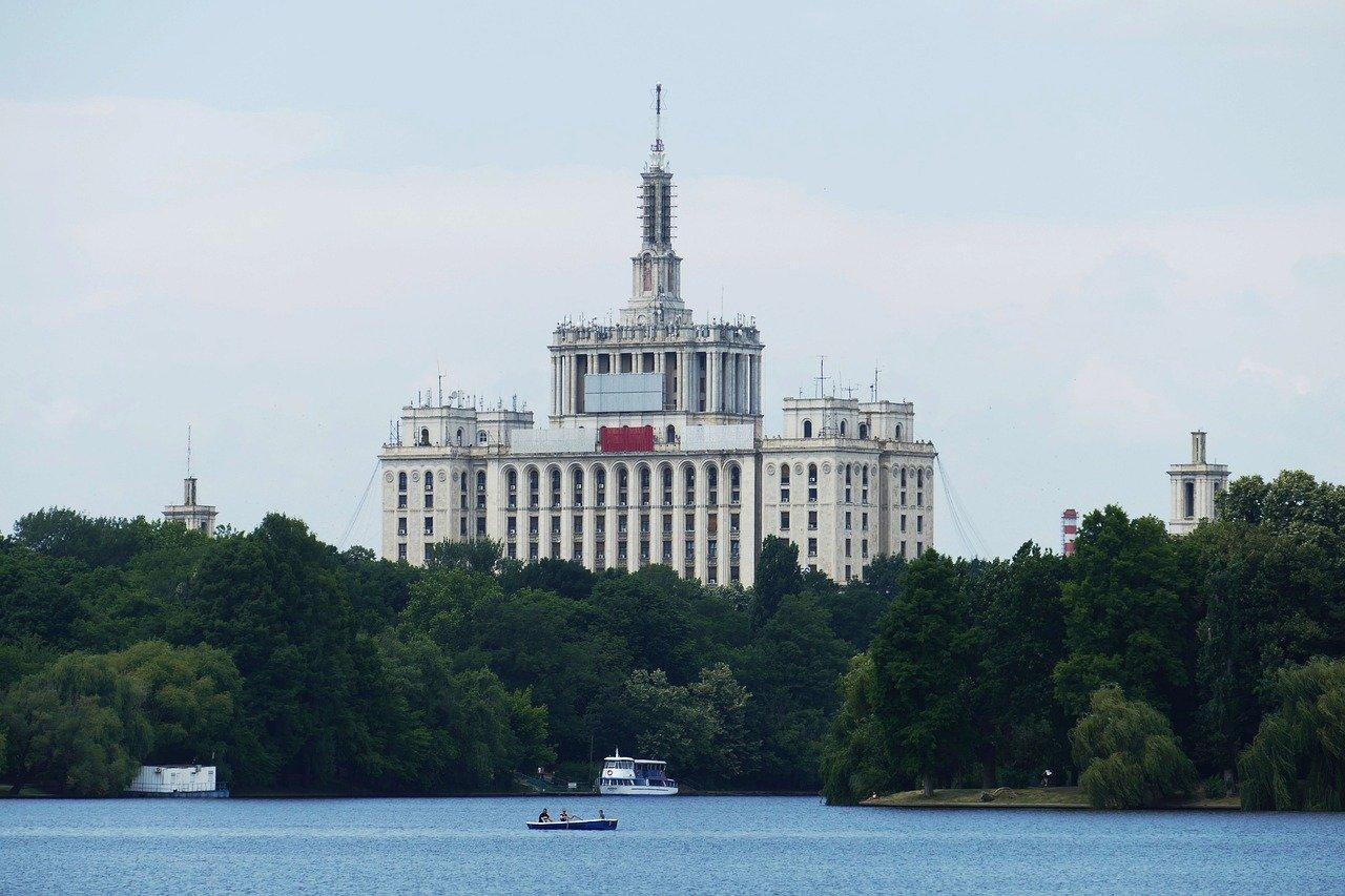 Bucarest Parlement