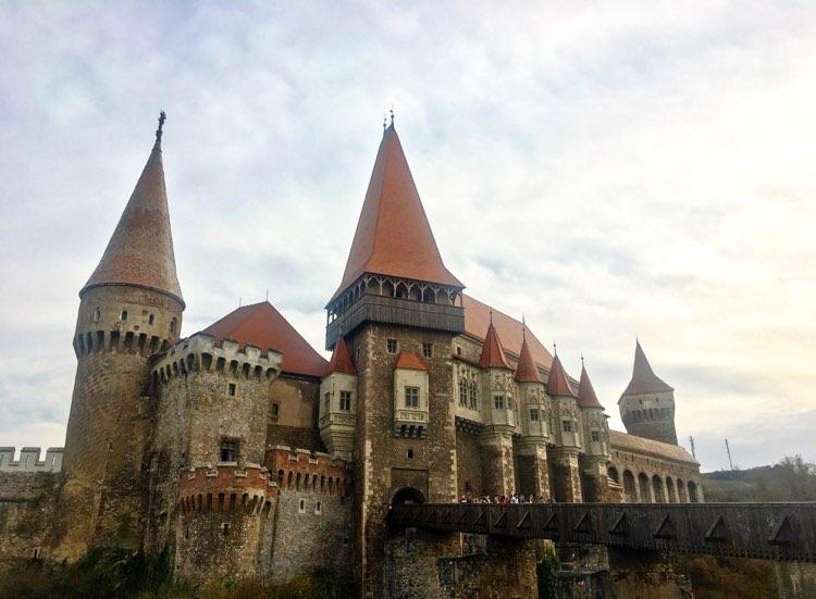 Chateau Corvin
