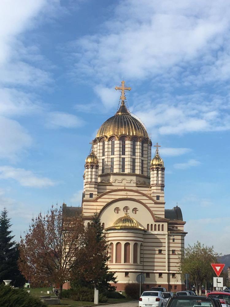 Eglise Roumanie