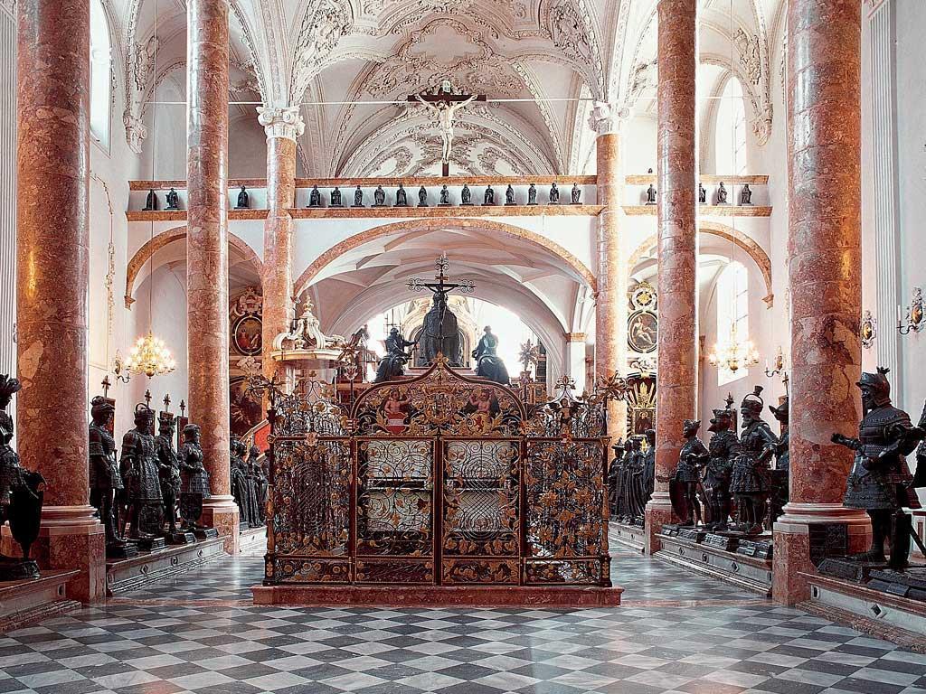 Mausolee Autriche