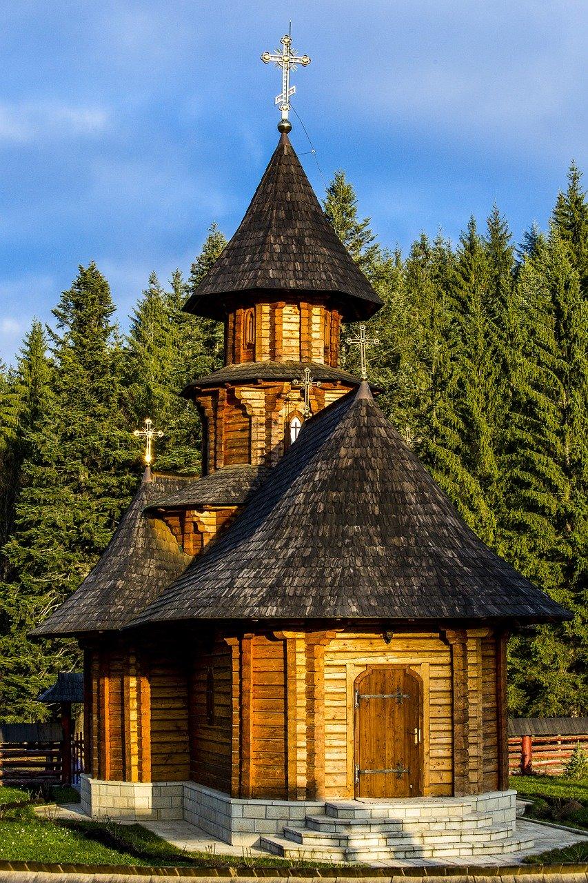 Monastere Roumanie