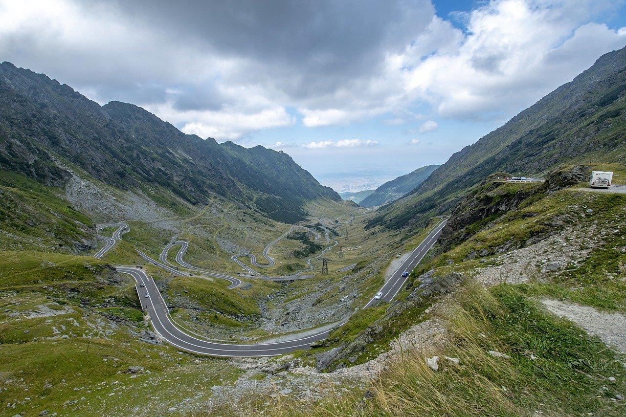 Roumanie Route