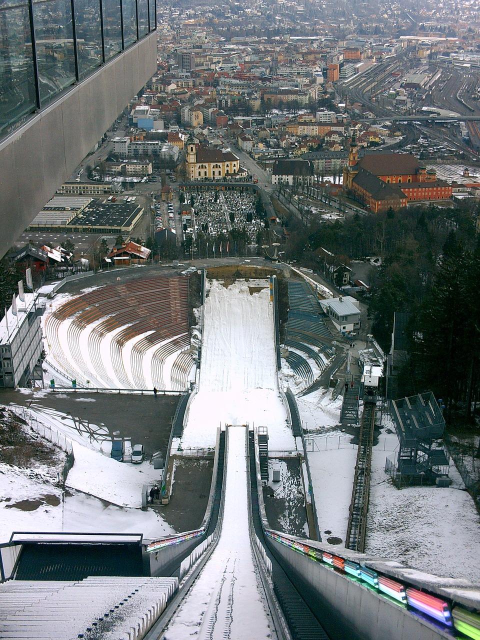 Ski Jump 550221 1280