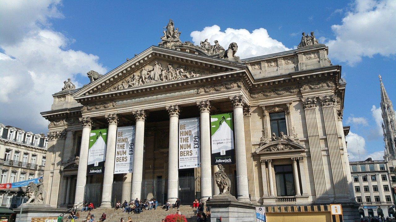 Bourse Bruxelles