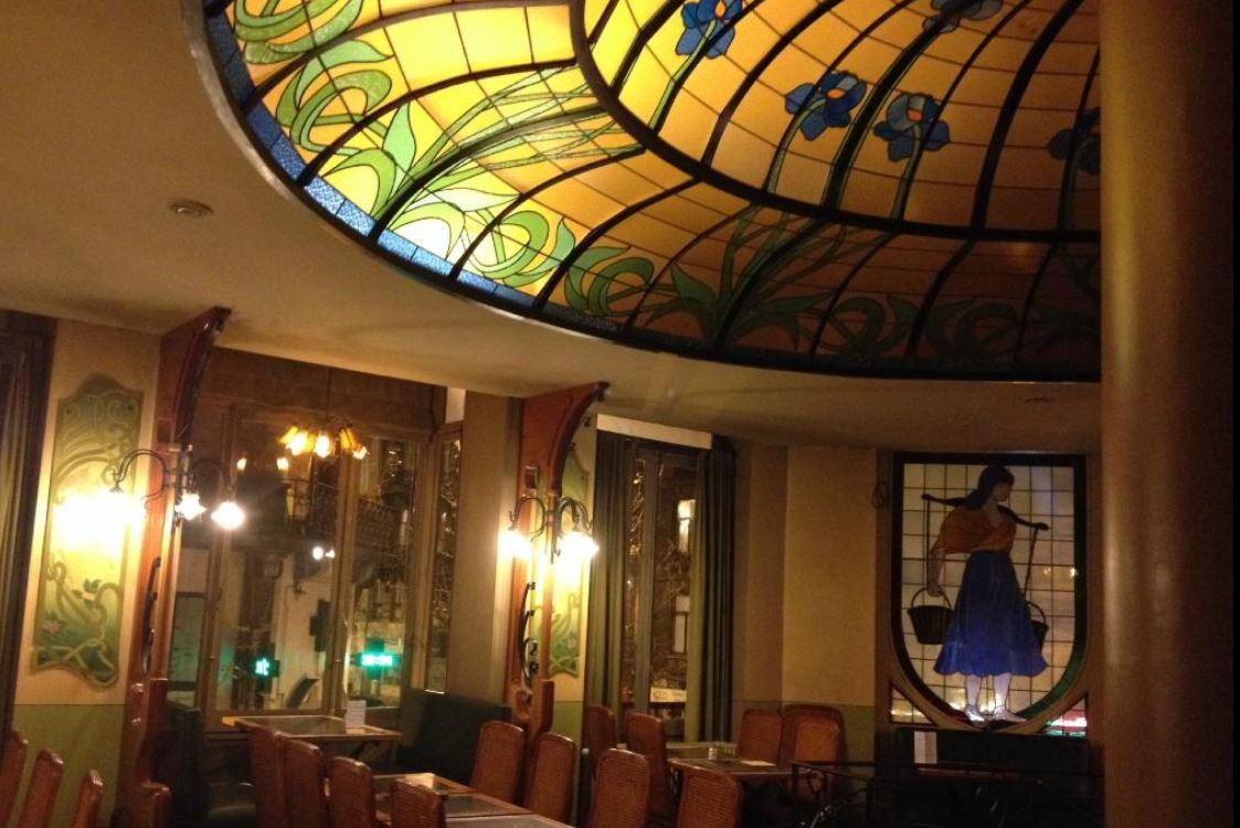 Cafe Bruxelles