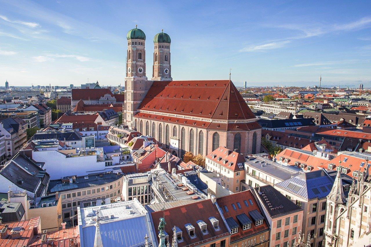 Cathedrale Munich