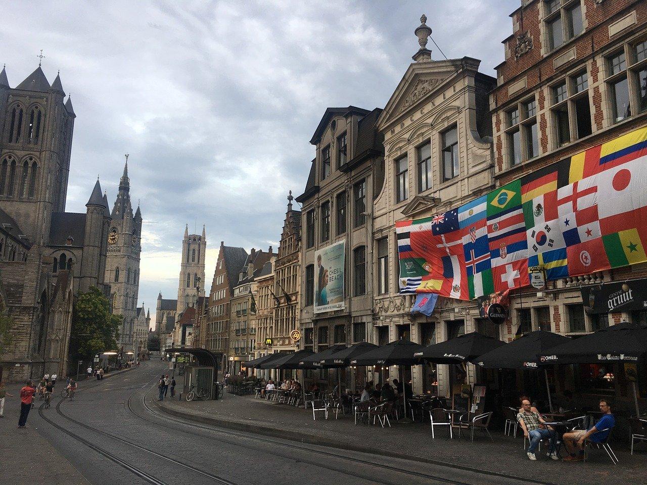 Ghent Bruxelles 2