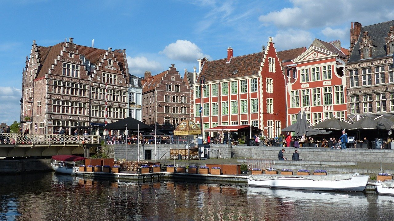 Ghent Bruxelles 3