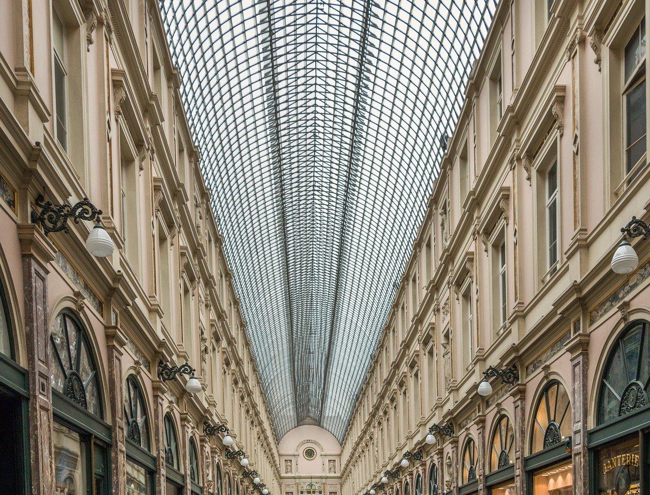 Les Galeries Bruxelles