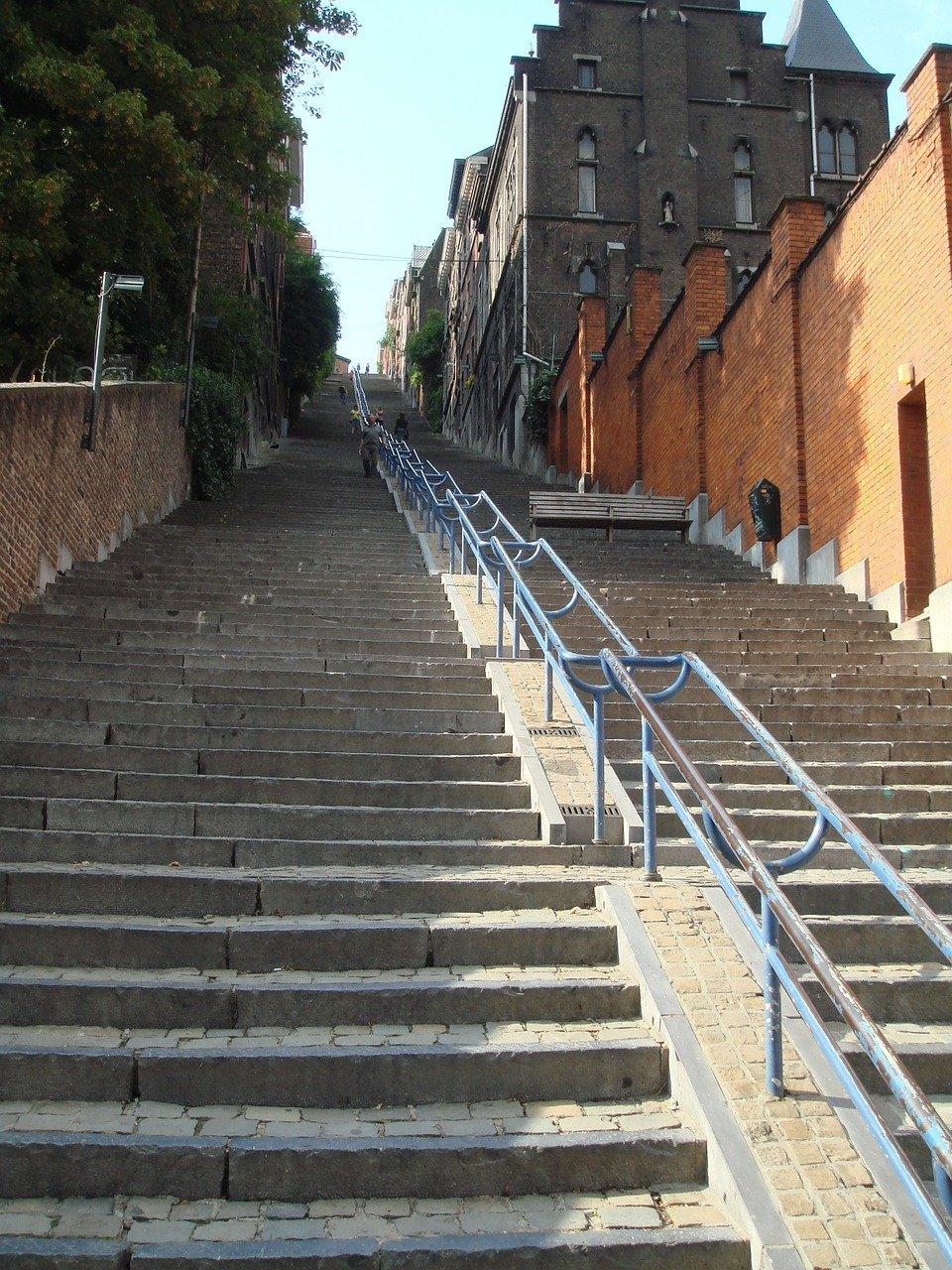 Liege Escaliers