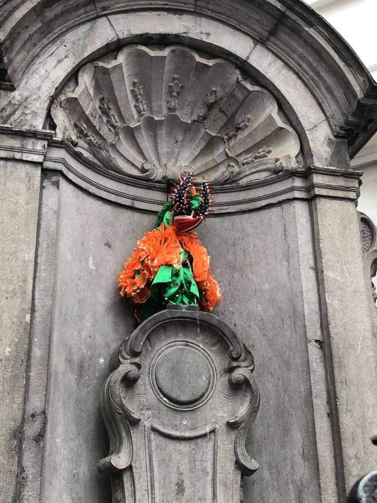 Manneken Pis Bruxelles (2)