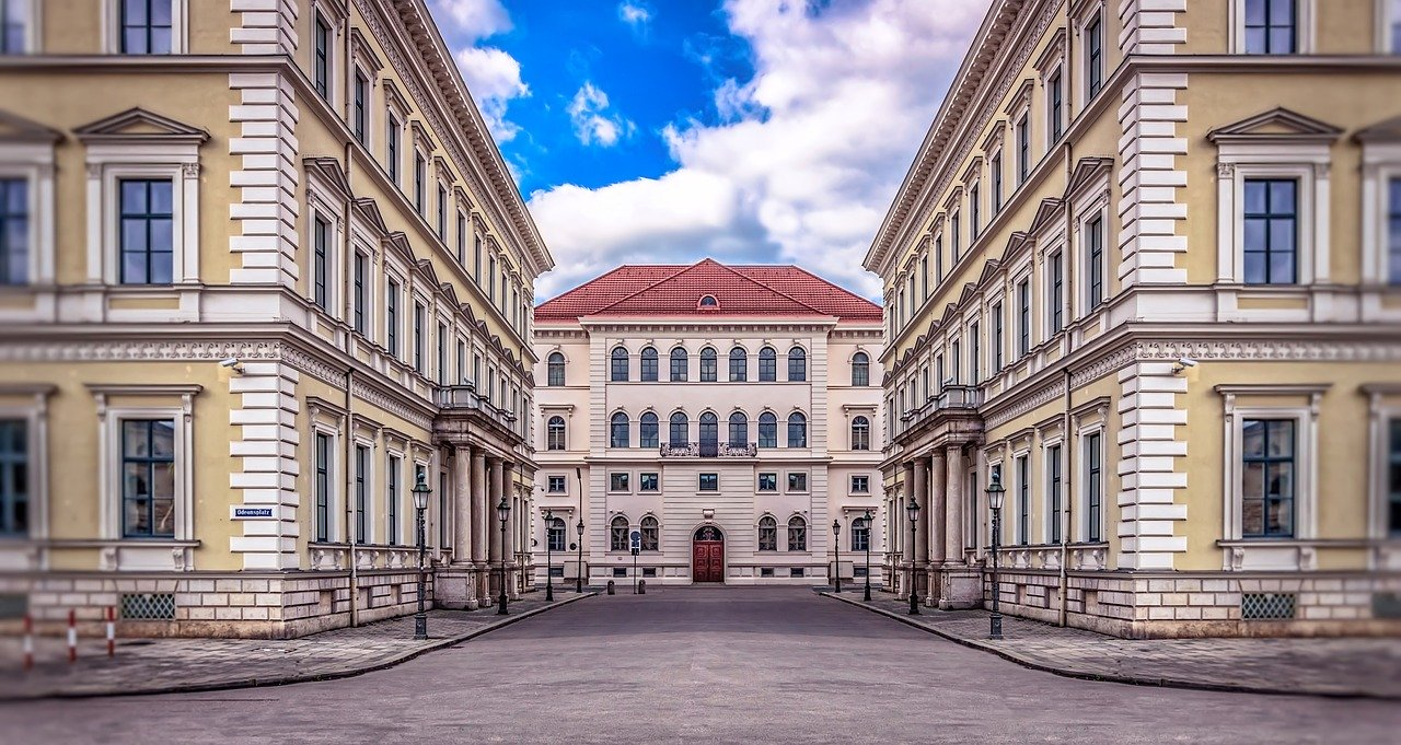 Munich Odeonplatz