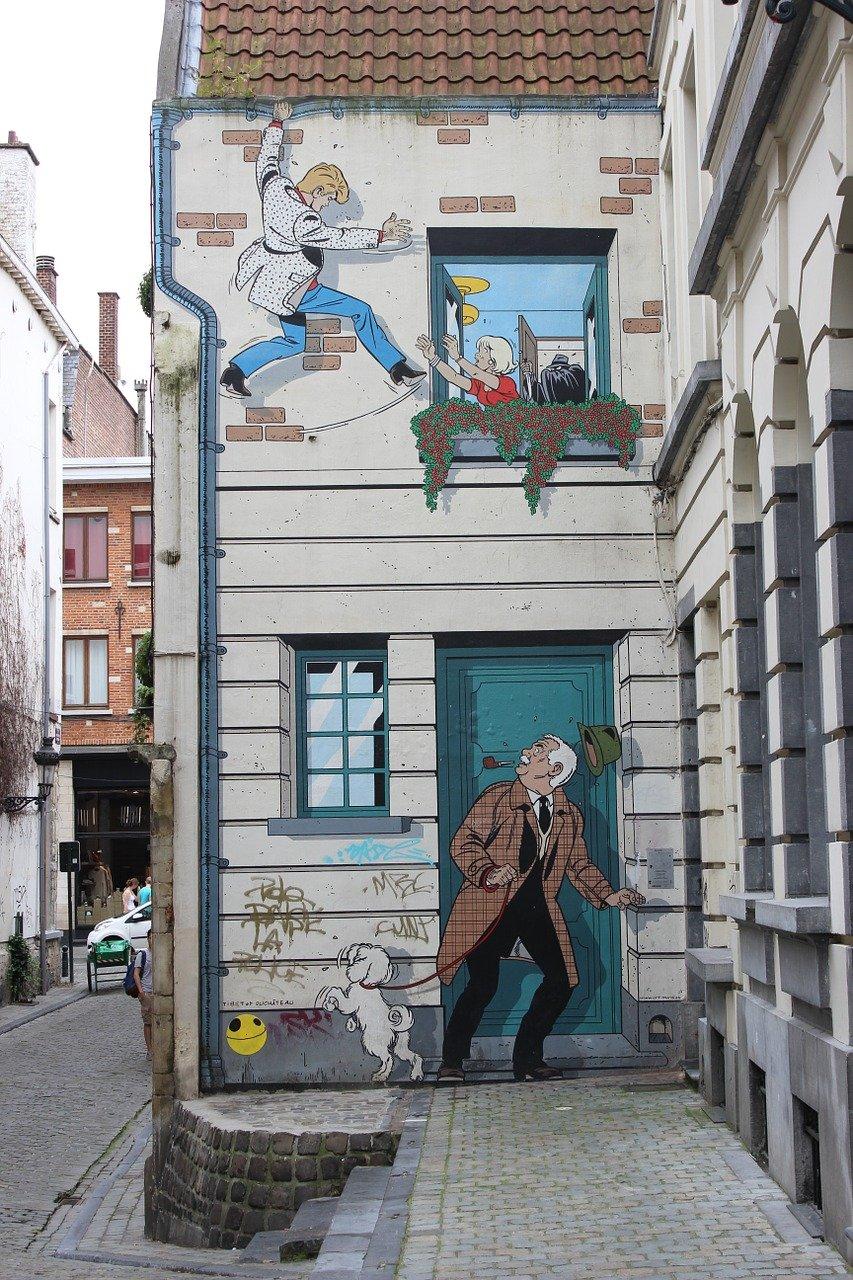 Mur Shop Bruxelles