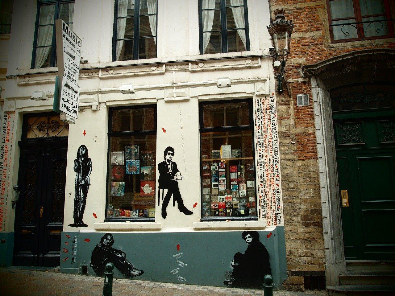 Shop Bruxelles