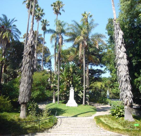 Jardin Botanique De Lisbonne 4