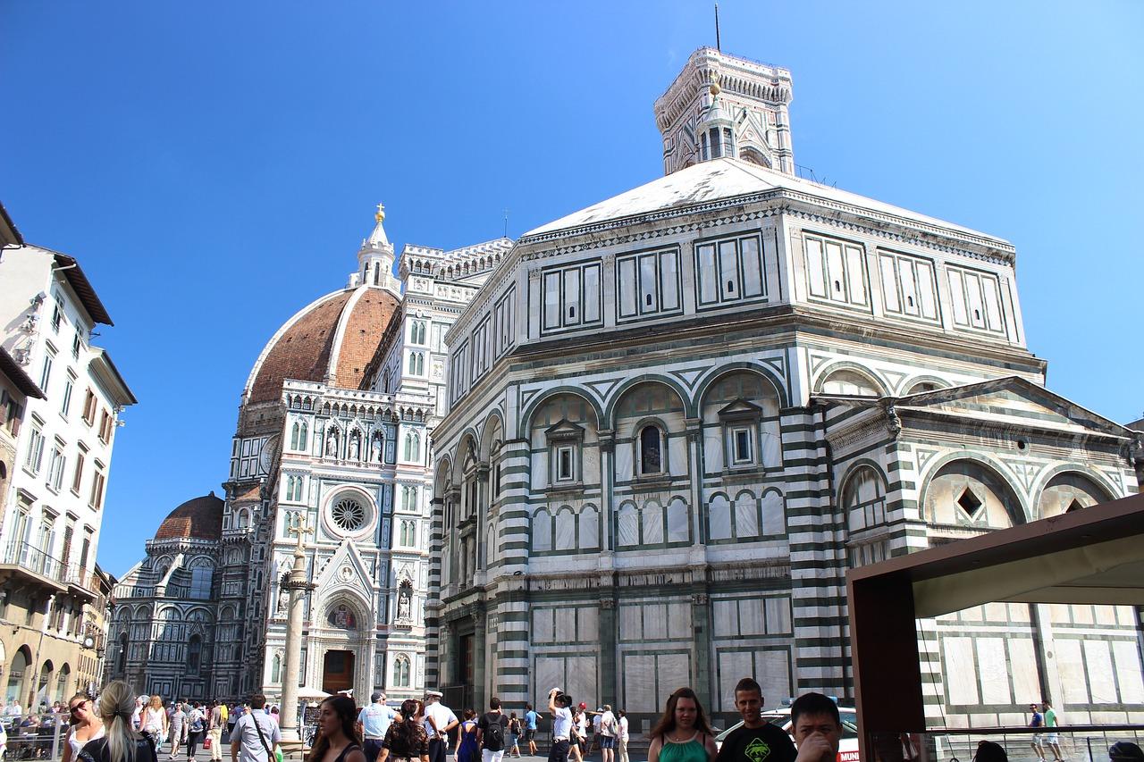 Baptistere Florence 2