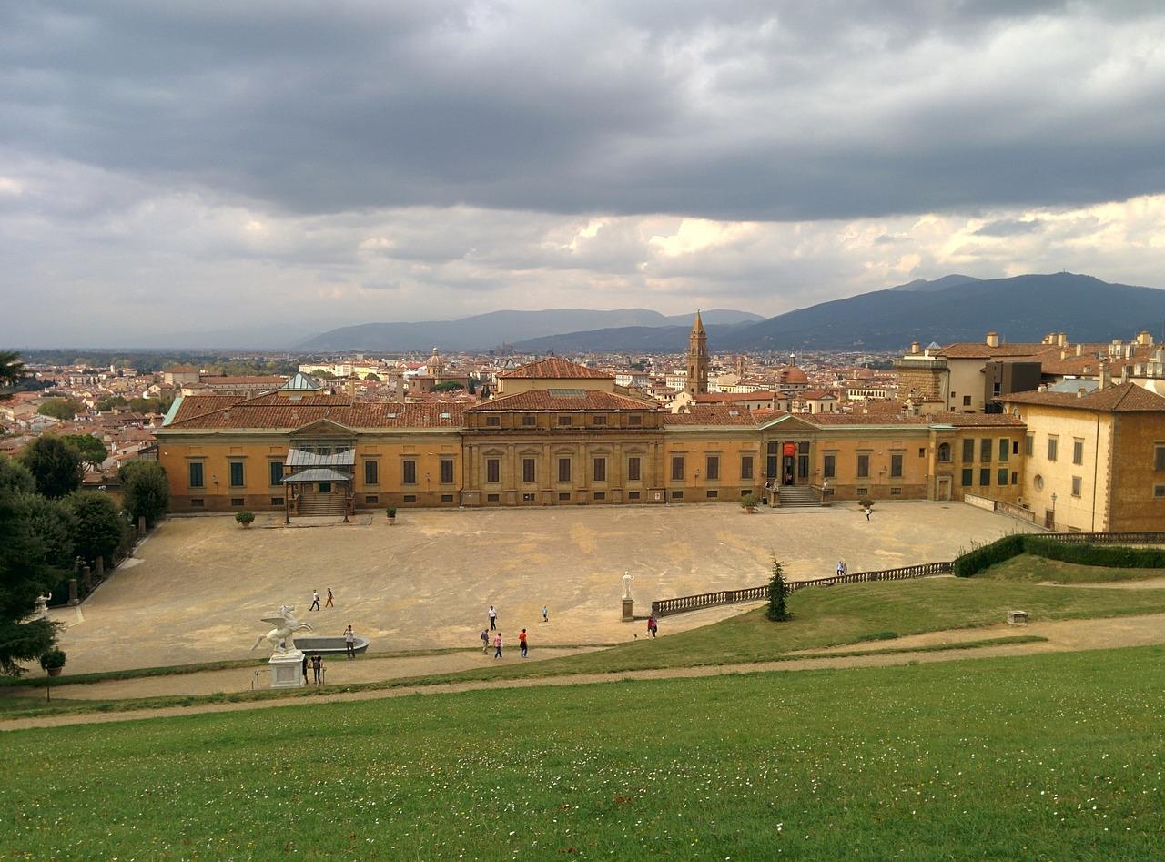 Pitti Florence