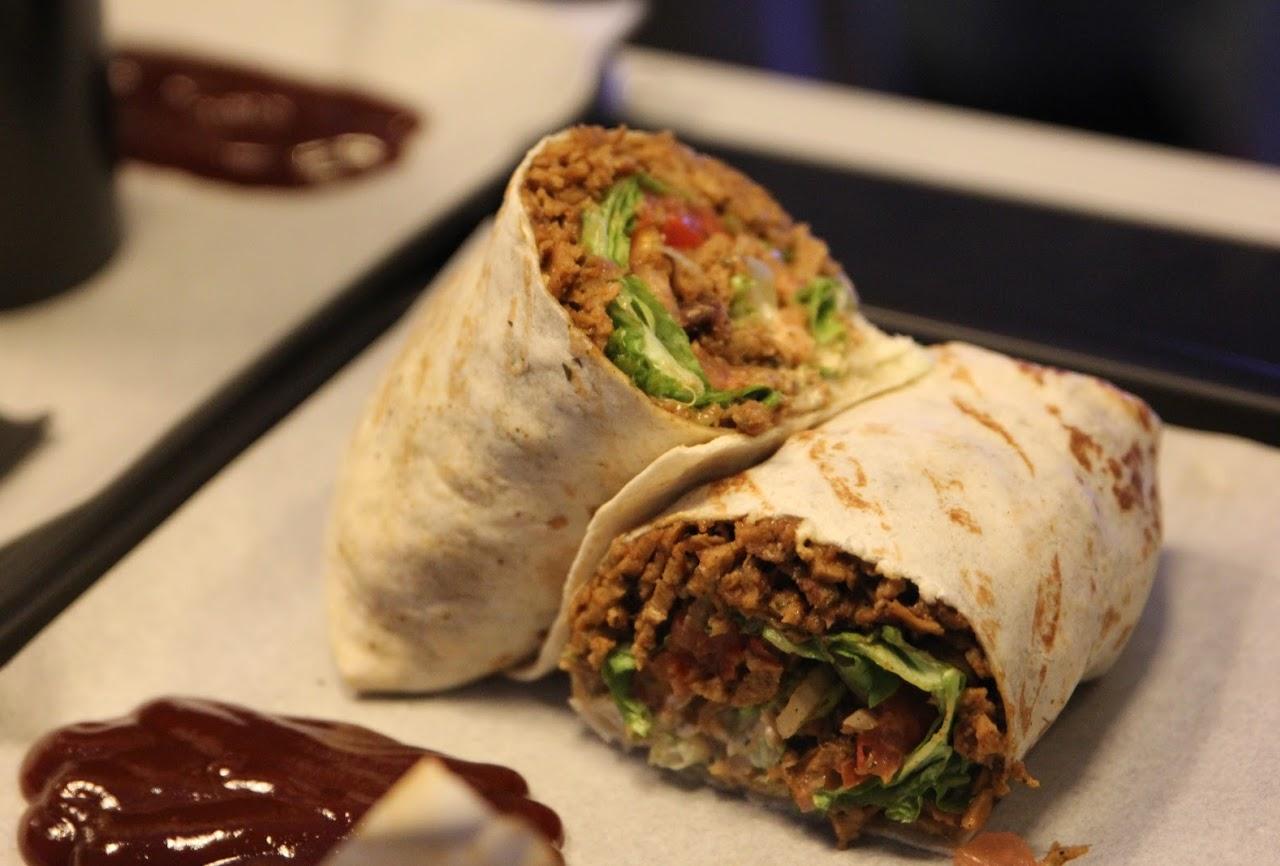 kebab vegan
